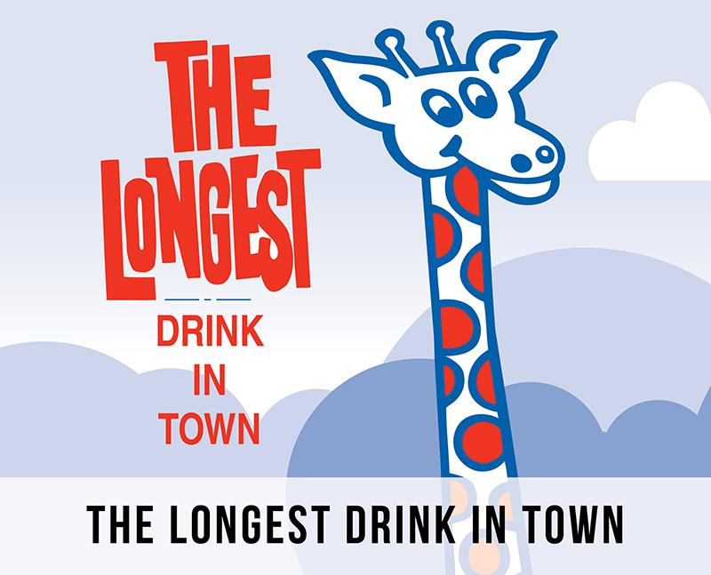 Longest Drink in Town