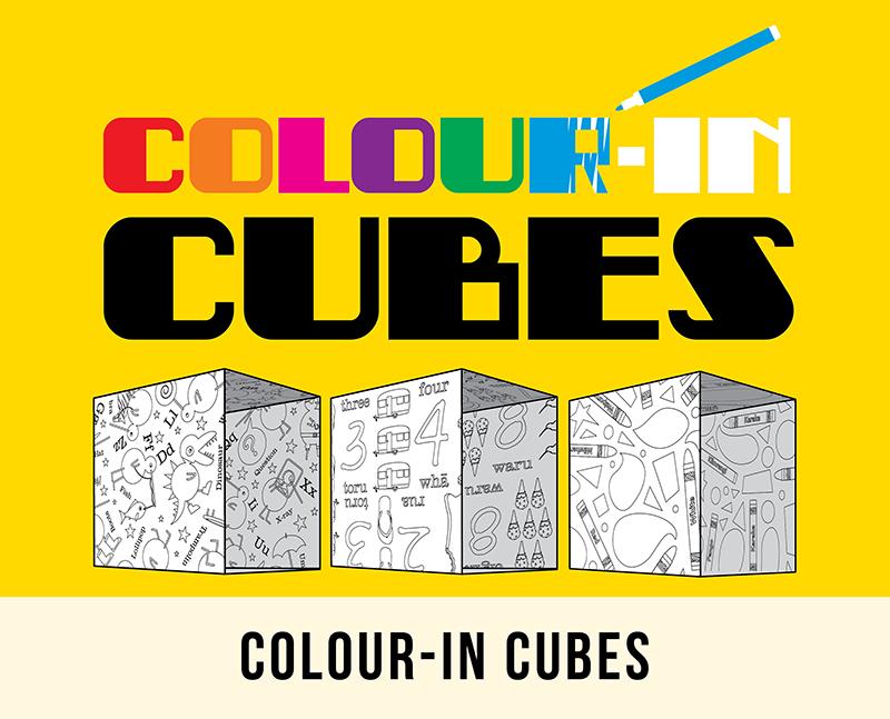 Colour in Cubes